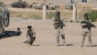 Συρία: Ξεκινούν σύντομα οι κοινές περιπολίες ΗΠΑ - Τουρκίας στη Μανμπίτζ