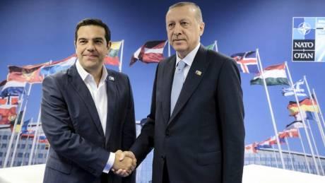 «Κλείδωσε» η συνάντηση Τσίπρα-Ερντογάν στη Νέα Υόρκη
