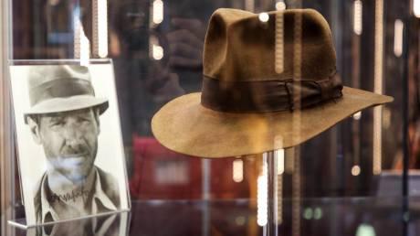 Ιντιάνα Τζόουνς, Star Wars & Επιστροφή στο Μέλλον: νοσταλγία και ρεκόρ σε δημοπρασία του Λονδίνου