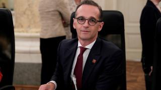 «Όχι» σε οικονομική βοήθεια της Γερμανίας στην Τουρκία λέει ο Μάας