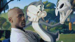 Μετά τον Μichael Jordan: LeBron James & Bugs Bunny στα αποδυτήρια για το Space Jam 2