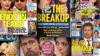 Αντζελίνα Τζολί-Μπραντ Πιτ: μυστική συνάντηση για εκεχειρία μια ορκισμένη εκδίκηση