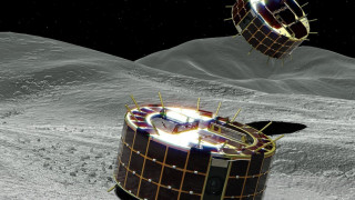 Απελευθερώθηκαν τα δύο «ρόβερ» στον αστεροειδή Ριούγκου αλλά… αγνοούνται