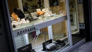 Απόπειρα ληστείας σε κοσμηματοπωλείο στην πλατεία Κάνιγγος - Ένας τραυματίας