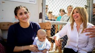 Γεννηματά: Ο καταυλισμός στη Μόρια είναι κόλαση