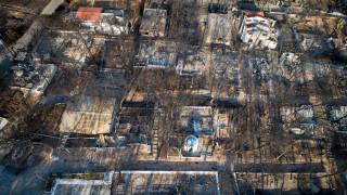 ΑΑΔΕ:Απαλλαγή 2519 πυρόπληκτων ιδιοκτητών ακινήτων από τον ΕΝΦΙΑ