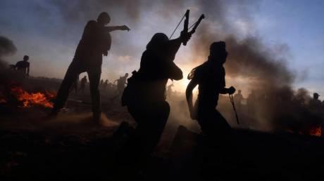 Γάζα: Ένας νεκρός και δεκάδες τραυματίες από ισραηλινά πυρά σε νέα επεισόδια στα σύνορα με το Ισραήλ