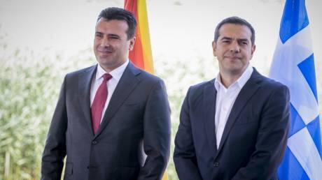 Τριγμοί στις σχέσεις Αθήνας - Σκοπίων λόγω των δηλώσεων Ζάεφ περί «μίας Μακεδονίας»