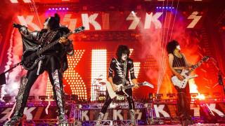 Αποχαιρετιστήρια περιοδεία για τους Kiss