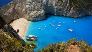 Ναυάγιο Ζάκυνθος: Άνοιξε ξανά για τους τουρίστες η φημισμένη παραλία