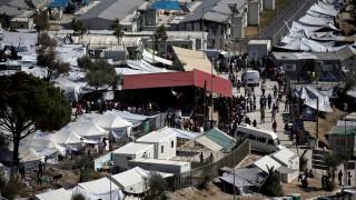Κυρώσεις στο υπουργείο Μεταναστευτικής Πολιτικής για Μόρια και ΒΙΑΛ