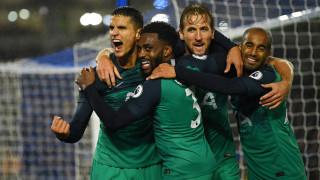 Premier League: «Ξέσπασε» στην Μπράιτον η Τότεναμ