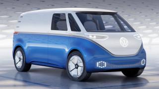 Αυτοκίνητο: H σύγχρονη «Κλούβα» της VW λέγεται I.D. Buzz Cargo και είναι ηλεκτρική και αυτόνομη