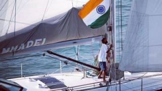 «Δεν μπορώ να σηκωθώ»: Κραυγή αγωνίας τραυματισμένου ιστιοπλόου στη μέση του Ινδικού Ωκεανού