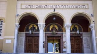 Ο Ρουβίκωνας πίσω από την εισβολή στον Ιερό Ναό