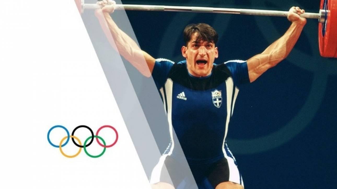 Ο Πύρρος Δήμας θυμάται τους Ολυμπιακούς Αγώνες του Σίδνεϊ