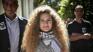 Αχέντ Ταμίμι: Καθημερινή πάλη κατά της κατοχής για την ελευθερία του παλαιστινιακού λαού