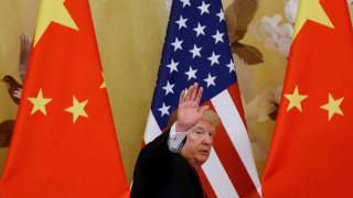 Σε ισχύ νέοι αμερικανικοί δασμοί κατά της Κίνας - Το Πεκίνο καταγγέλλει «εμπορικό εκβιασμό»
