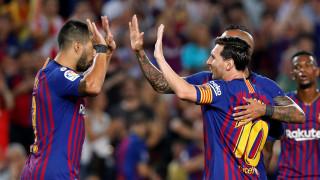 Νέο ρεκόρ για τον Λιονέλ Μέσι στη La Liga