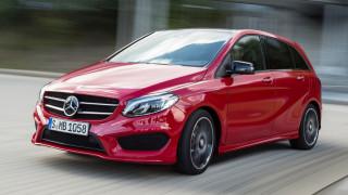 Αυτοκίνητο: Πρεμιέρα για τη νέα Mercedes B-Class στις αρχές Οκτωβρίου