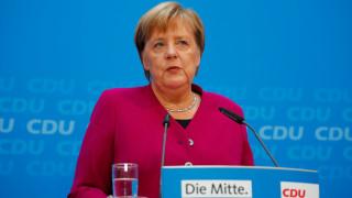 Συγγνώμη από τους Γερμανούς ζητά η Μέρκελ