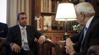 Παυλόπουλος: Τα κράτη-μέλη της ΕΕ πρέπει να συνεργασθούν με βάση την αρχή της αλληλεγγύης