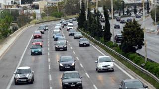 Κυκλοφοριακό κομφούζιο στην εθνική Αθηνών - Λαμίας: Μποτιλιάρισμα χιλιομέτρων στην άνοδο