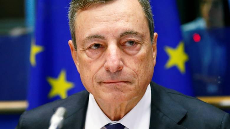 Ντράγκι: Η ΕΚΤ δεν έχει πλέον κανένα λόγο για τις συντάξεις στην Ελλάδα