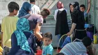 Μόρια: Μετακινήθηκαν 440 πρόσφυγες