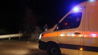 Νεκρός αστυνομικός σε τροχαίο στη Λ. Ποσειδώνος