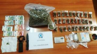 Συνελήφθη 58χρονος που είχε στήσει υπαίθρια αγορά ναρκωτικών στο Πανεπιστήμιο