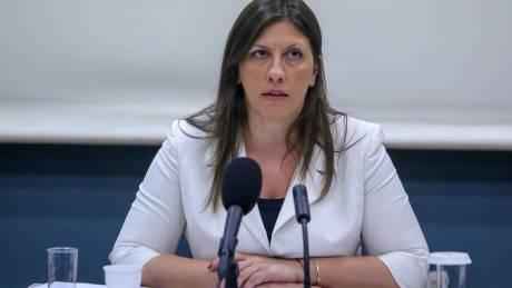 Πυρά Κωνσταντοπούλου σε κυβέρνηση για το πόρισμα για το Μάτι