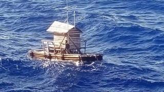 Ναυαγός στον Ινδικό για 49 μέρες – Τον προσπέρασαν δέκα πλοία αλλά δεν έχασε την ελπίδα του