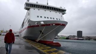 Απαγορευτικό απόπλου: Ποια δρομολόγια πλοίων δεν πραγματοποιούνται λόγω ισχυρών ανέμων