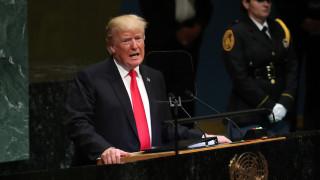 Τραμπ: Οι ΗΠΑ είναι ισχυρότερες, πλουσιότερες και ασφαλέστερες