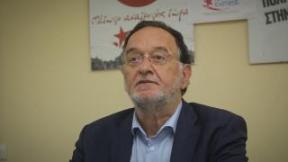 Λαφαζάνης για την κλήση του στην Αστυνομία: «Θέλουν να με εξοντώσουν»
