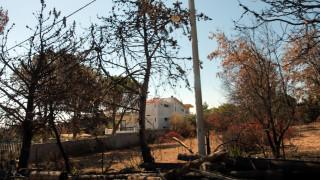 Φωτιά Αττική: 16,9 εκατομμύρια για αντιδιαβρωτικά - αντιπλημμυρικά έργα στις πληγείσες περιοχές