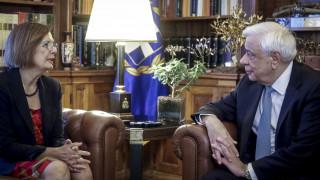 Παυλόπουλος: Καθήκον του Προέδρου της Δημοκρατίας να παρέχει στήριξη σε θέματα Πολιτισμού
