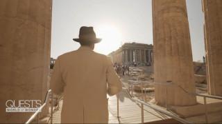 Ο Ρίτσαρντ Κουέστ στην Ελλάδα που ελπίζει