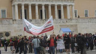 ΕΚΤ: Η Ελλάδα πρωταθλήτρια στις απεργίες-Οι περικοπές συντάξεων το πιο αντιδημοφιλές μέτρο