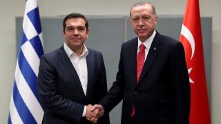 Τα οφέλη από τη συνάντηση Τσίπρα με Ερντογάν