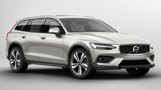 Το νέο Volvo V60 ως Cross Country είναι ακόμα πιο δυναμικό και με έντονο χαρακτήρα off road