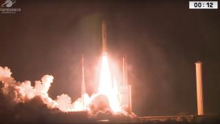 Ο ευρωπαϊκός πύραυλος Ariane 5 εκτοξεύθηκε για 100η φορά