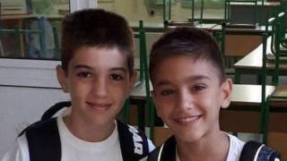 Βίντεο: Η στιγμή της απαγωγής των δύο μαθητών στην Κύπρο