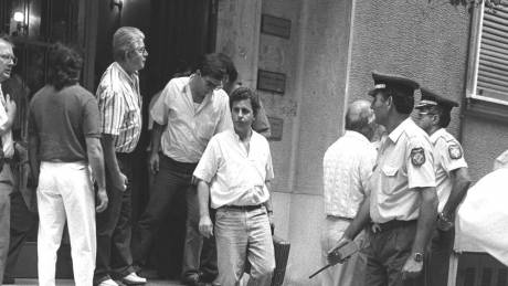 Παύλος Μπακογιάννης: 29 χρόνια από τη δολοφονία του από τη 17 Νοέμβρη