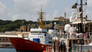Liberation: Εγκαταλείπονται οι επιχειρήσεις διάσωσης μεταναστών στη Μεσόγειο από πλοία ΜΚΟ