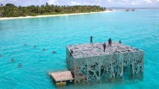 Μαλδίβες: Κατεδάφισαν έργο τέχνης ως απειλητικό για τους Μουσουλμάνους