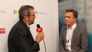 Νίκος Καμπανόπουλος. Έρχονται καινοτομίες από τη VISA στο χώρο των ψηφιακών πληρωμών