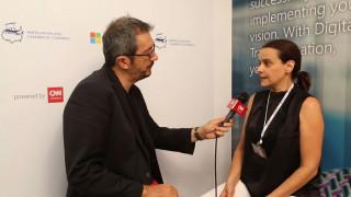 Ρ. Μπαχταλιά: Το EGG δικτυώνει τις ελληνικές startup με την ώριμη επιχειρηματικότητα