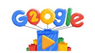 Google Doodle για τα 20α γενέθλια της πιο δημοφιλούς μηχανής αναζήτησης